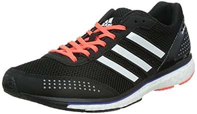 [アディダス] adidas ランニングシューズ adizero Japan boost 2 B22870 B22870 (ブラック/ランニングホワイト/ローオークルF15/27.0)