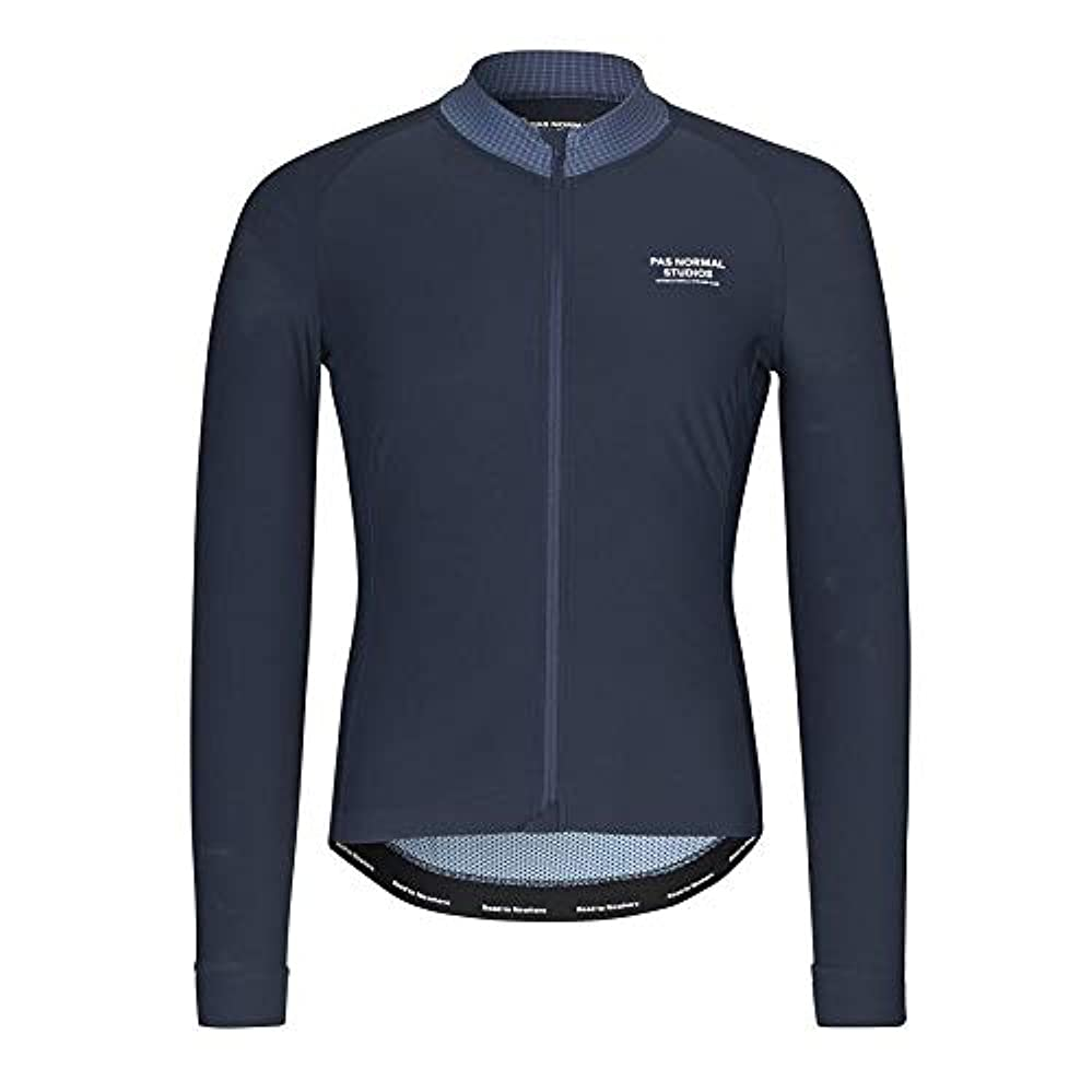 クローゼット干ばつ手首春/秋の長袖サイクリングジャージ自転車シャツ通気性の自転車服サイクリング服 Makfacp (Color : Jersey shirts 3, Size : XL)