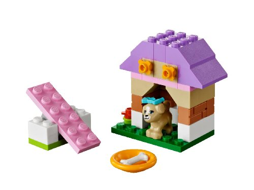 レゴ フレンズ パピーとプレイハウス 41025