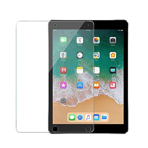 Icheckey iPad mini4 用 フィルム 強化ガラスフィルム 高透過率 防爆裂 スクラッチ防止 気泡ゼロ 指紋防止 硬度9H