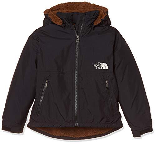 [ザ・ノース・フェイス] コンパクトノマドジャケット Compact Nomad Jacket キッズ ブラック 日本 140 (日本サイズ140 相当)