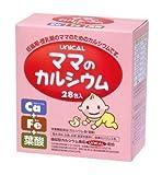 ユニカル 妊娠期 授乳期 の ママのカルシウム お得な 28包×4セット UNICAL