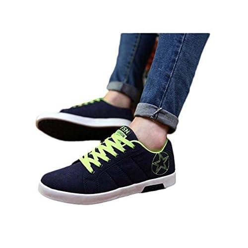 (チェリーレッド) CherryRed メンズ 靴 シューズ 紳士靴 カジュアルシューズ スニーカー 運動靴 スリッポン イギリス風 作業靴 軽量 履き心地よい コットン 明るい色 2#
