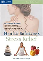 Health Solutions for Stress Relief [DVD]