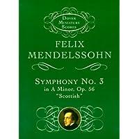 Symphony No. 3 (Dover Miniature Scores)
