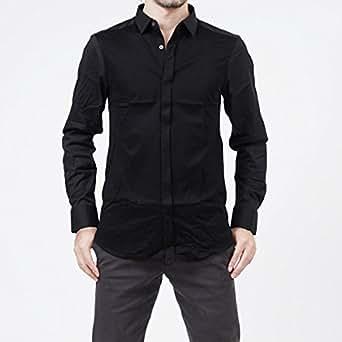 (エンポリオアルマーニ) EMPORIO ARMANI レギュラーカラーシャツ [並行輸入品]