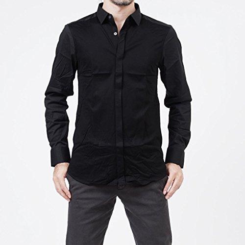 (エンポリオアルマーニ) EMPORIO ARMANI レギュラーカラーシャツ/ワイシャツ [並行輸入品]