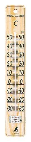 シンワ測定 寒暖計 C-5 パイン 72590