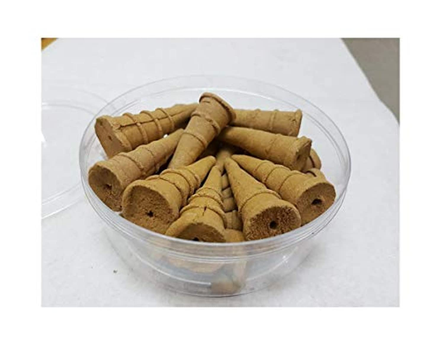 履歴書軍艦スタッフ5ボックスViet Nam伽羅Aloeswood Incense Cones – 100グラム/ボックス – 20個/ボックス
