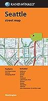 Rand McNally Seattle Street Map