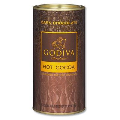 ゴディバ (GODIVA) ホットココア ダークチョコレート