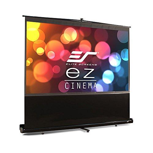 AR80687 elitescreens エリートスクリーン プロジェクタースクリーン EZシネマ 150インチ(16:9) ブラックケース F150NWH