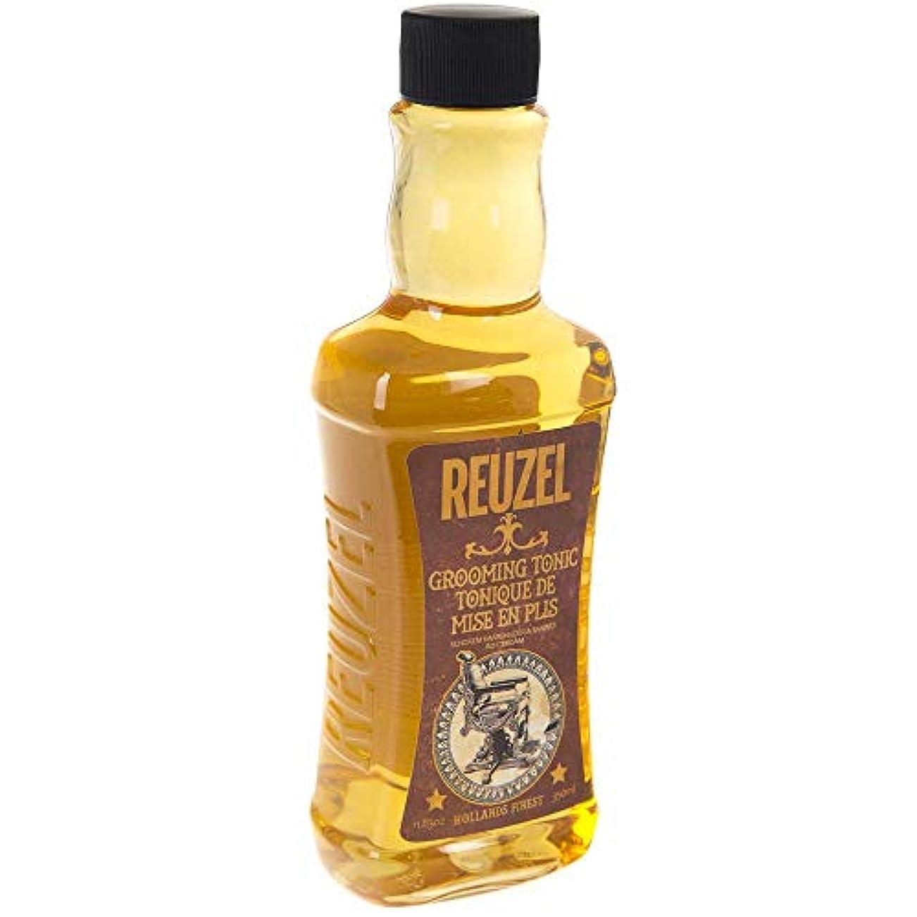 品種ヘルメット乱用ルーゾー グルーミング トニック Reuzel Grooming Tonic 350 ml [並行輸入品]