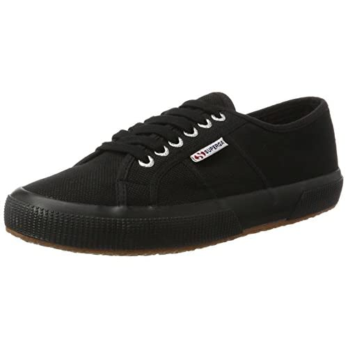 Superga 2750 Cotu Shoes UK 12ブラック