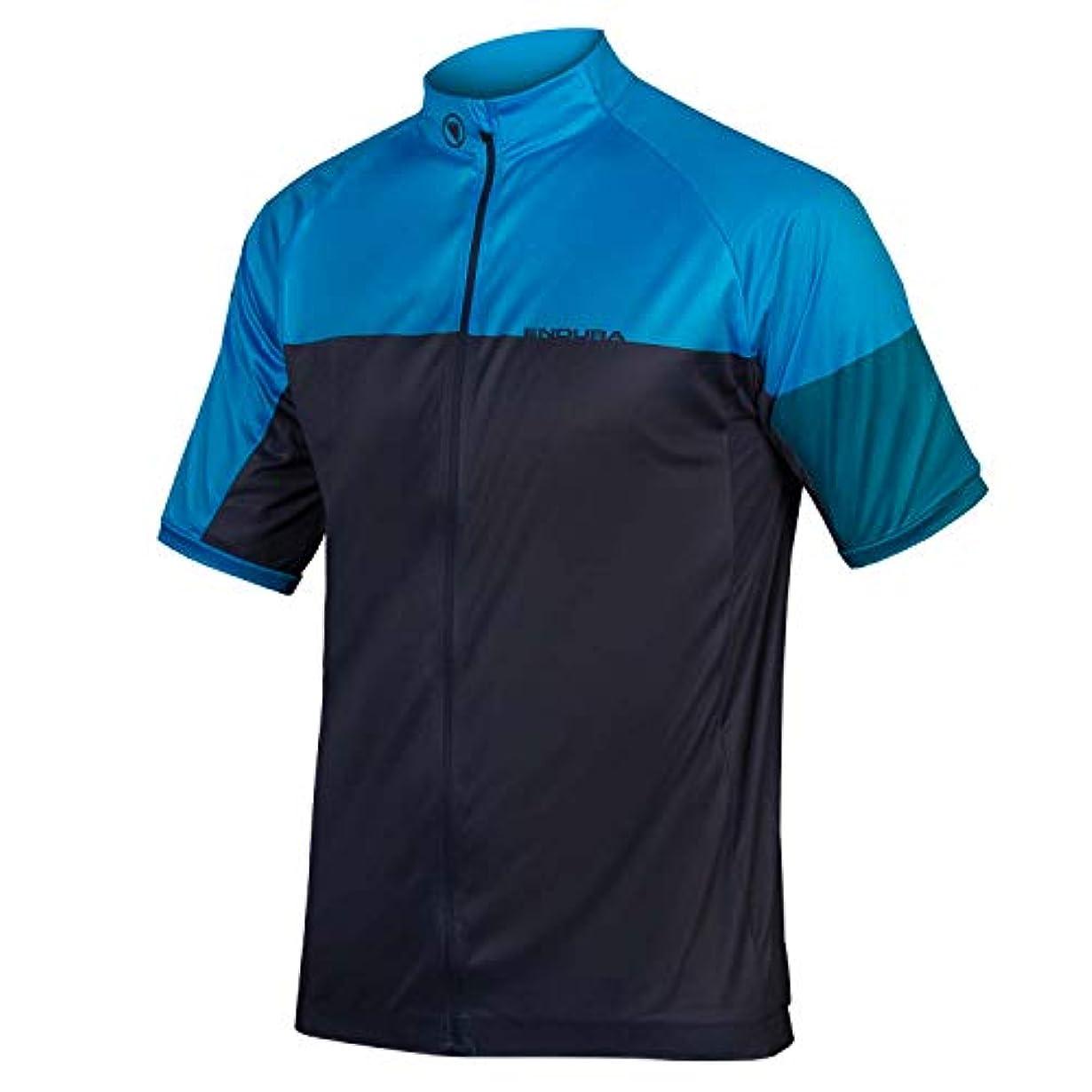 回転エイズレンディションEndura メンズ Hyperon 半袖 サイクリングジャージII