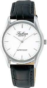 [シチズン キューアンドキュー]CITIZEN Q&Q 腕時計 Falcon (フォルコン) アナログ表示 ホワイト VU46-850 メンズ