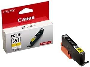 Canon キヤノン 純正 インクカートリッジ BCI-351 イエロー 大容量タイプ BCI-351XLY