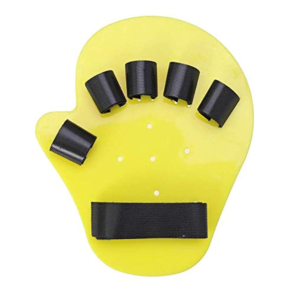 何よりもビジョン残り物指の添え木は指をまっすぐにし、トリガージョイント保護用の調整可能な指の添え木指緩衝カフの炎症治療,LeftHand