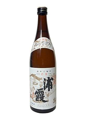 【本醸造酒】 浦霞 本醸造 本仕込み 720ml