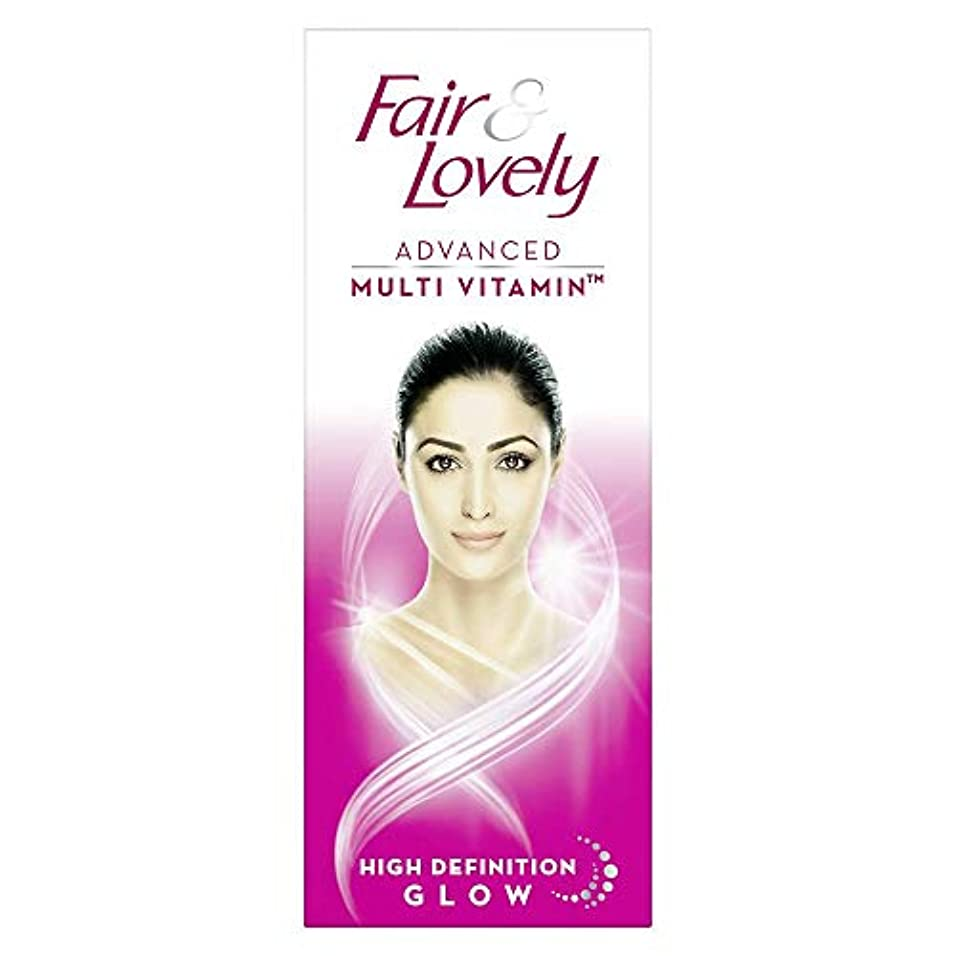 疑い者ワイドバンガローFair & Lovely Advanced Multi Vitamin Face Cream, 80g