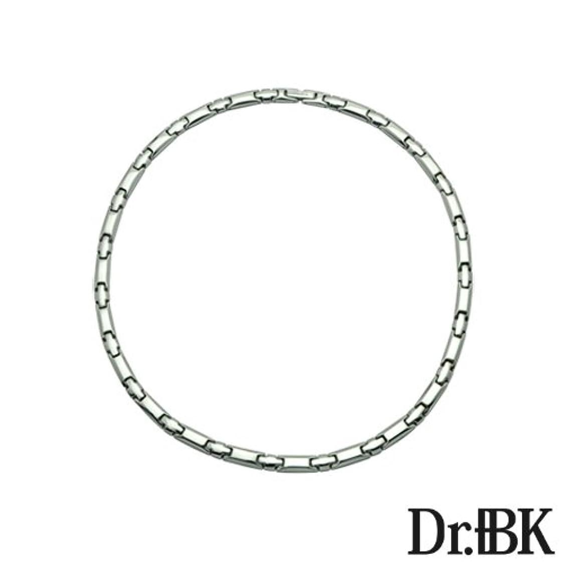 クスコ走る粘液Dr.+BK ゲルマニウムネックレス NS001TS3(シルバー) (M(‐763146GK))