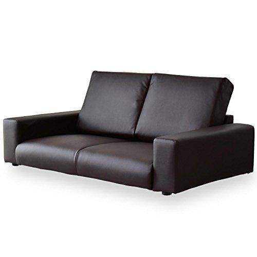 【カップルにも】2人掛けローソファーのおすすめ人気商品10選のサムネイル画像