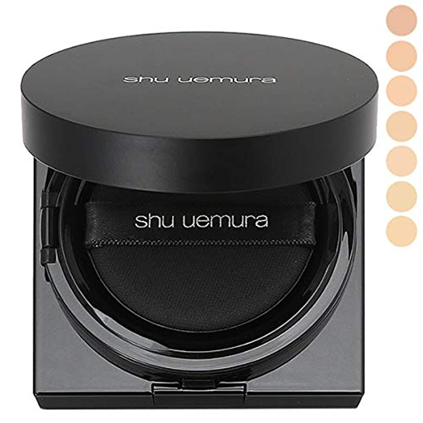 表面充電才能シュウウエムラ shu uemura アンリミテッド ラスティング クッション SPF36/PA+++ 15g 463 (在庫)