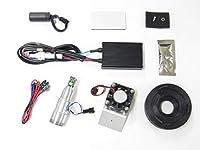 プロテック (PROTEC) LEDヘッドライトバルブ LB7-BRR H7 シングルタイプ ロービーム側専用 12v 20w 6000ケルビン BMW S1000RR 2009~2014年 65056