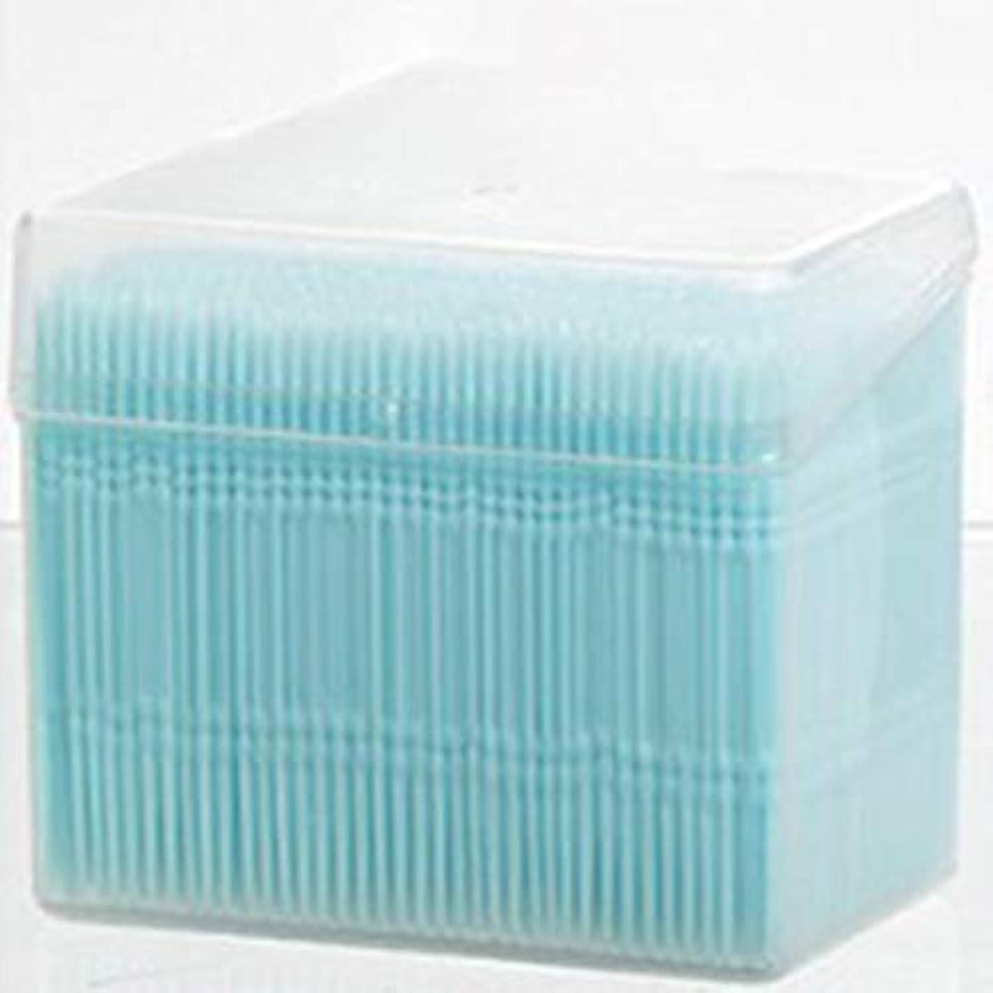 風電卓鮮やかなBirdlantern 1100ピース/セットダブルヘッド使い捨て歯フロス衛生デンタルフロス歯間つまようじ健康のための口腔ケア