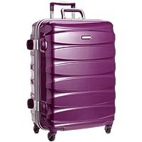 [サムソナイト] スーツケース オーバル フレーム スピナー65 58L 保証付 (旧モデル)