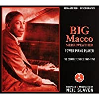 Power Piano Player by Big Maceo (2011-11-21)