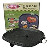 HANARO MULTI サムギョプサル用焼肉 プレート (四角)