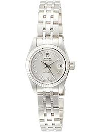 [チュードル]Tudor 腕時計 プリンス デイト シルバーダイヤル 18Kホワイトゴールドベゼル 自動巻き 10Pダイヤモンド 92514SI10D レディース 【並行輸入品】