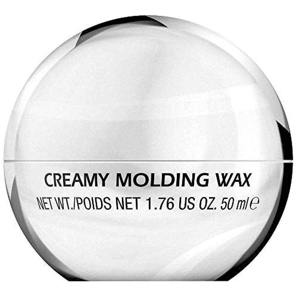 迷惑わな化学薬品ティジー Sファクタークリーミーモールドヘアワックス 50ml (並行輸入品)