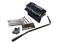 Babicz Full Contact Hardware ORIGINAL SERIES FCH 2PT TREMOLO BRIDGE Electric Guitar (FCH2PTBK) [並行輸入品]
