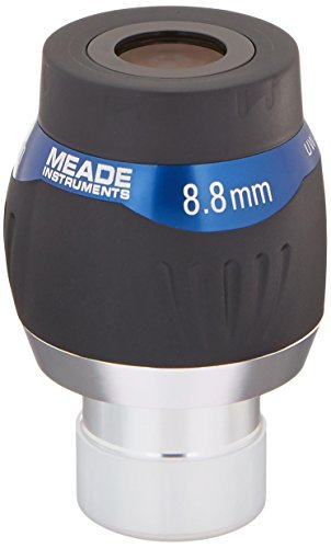 Meade 07741 Series 5000 1.25-Inch Ultra Wide Angle 8.8-mm Eyepiece (Black) [並行輸入品]