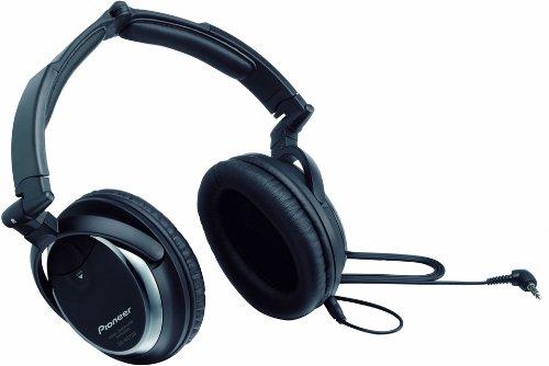 f86fcbec0ed515 [해외]Pioneer 밀폐형 헤드폰 노이즈 캔슬링 접이식 블랙 SE-NC70S/Pioneer hermetically