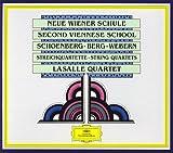 新ウィーン楽派の弦楽四重奏曲集