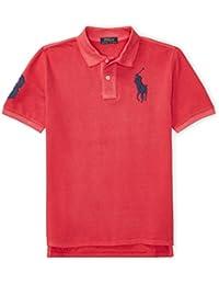ポロ ラルフローレン Polo Ralph Lauren ポニー刺繍 半袖 ポロシャツ ボーイズ [並行輸入品]