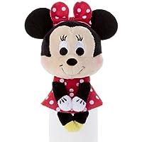 ディズニーキャラクター ちょっこりさん ミニーマウス ぬいぐるみ 高さ約14.5cm