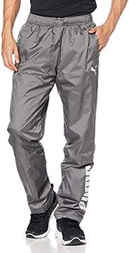 PUMA Men's Long Pants, Training Tricot Lining, Woven P