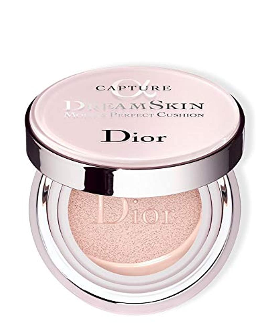 チェス倒産放つクリスチャンディオール Capture Dreamskin Moist & Perfect Cushion SPF 50 With Extra Refill - # 000 2x15g/0.5oz並行輸入品