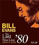 ビル・エヴァンス ザ・ラスト・トリオ・ライブ'80(完全版) [Blu-ray]