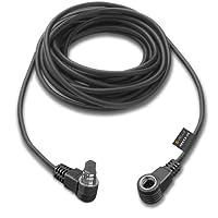 Vello 10'リモートシャッター拡張子ケーブルfor Canon 3- Pin接続