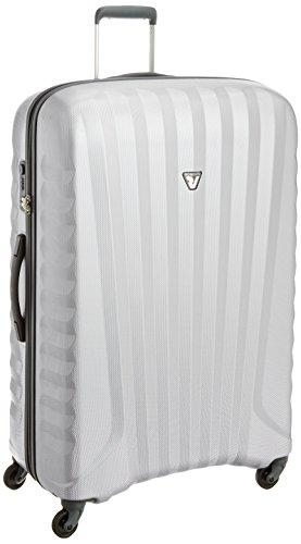 [ロンカート] RONCATO イタリア製 超軽量スーツケース ZIP ZSL 5081 シルバー (シルバー)