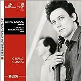Franck/Strauss;Violin Sonatas