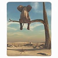 マウスパッド 防水 耐久性が良い 滑り止めゴム底 滑りやすい表面 マウスの精密度を上がる 砂漠で面白い象