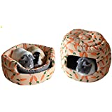 Rosewood Snuggles 2 in 1 Carrot Beehive Bed