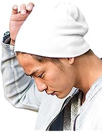 (シルバーバレットセレクト)SB select メンズ コットン アクリル シングル ニットワッチ (帽子 ぼうし)