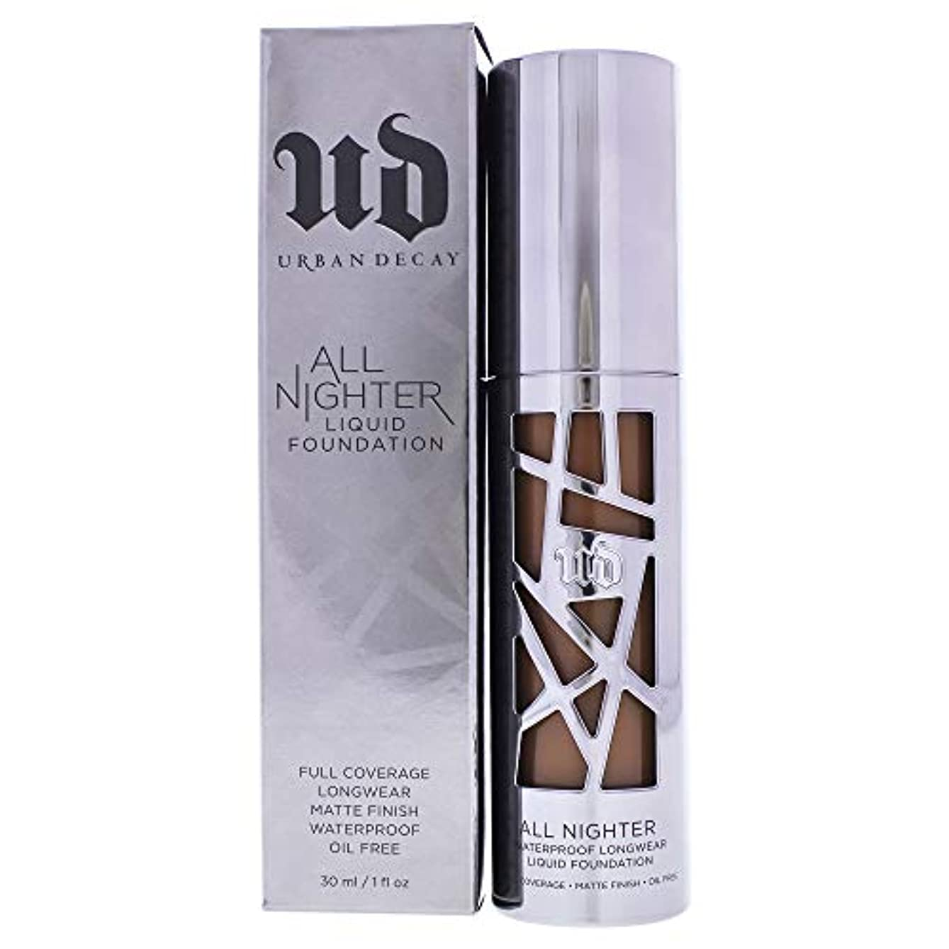 複雑な解決葉All Nighter Liquid Foundation - 12.0